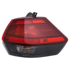 17-18 Nissan Rogue Outer Tail Light RH