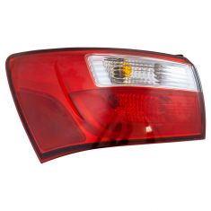 12-17 Kia Rio Sedan Outer Tail Light LH (exc LED)