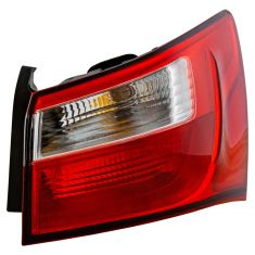 12-17 Kia Rio Sedan Outer Tail Light RH (exc LED)