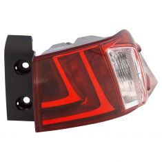 14-16 Lexus IS250; IS350 Outer Tail Light LH