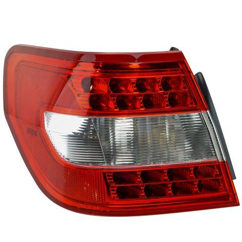 Lincoln Mkz Zephyr Tail Light Ford Oem 6h6z 13405 B Fdltl00029 At