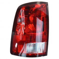 09-14 Dodge Ram 1500; 10-14 Ram 2500, 3500 (Non LED Type) Taillight Assy LH (Mopar)