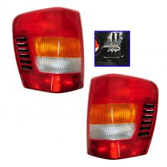 99-03 Grand Cherokee Taillights PAIR