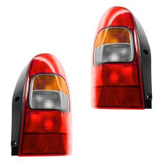 1997-04 Chevy Venture Tail Light Pair