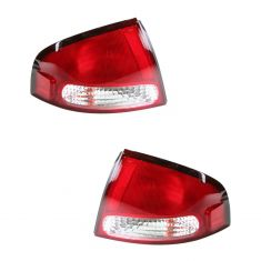 2000-03 Nissan Sentra Tail Lamp Pair