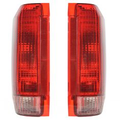 90-96 Ford Bronco Tail Light Pair