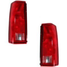 1985-05 Chevy Astro Tail Light (taillight) Pair