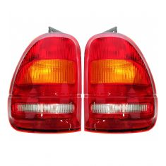 95-98 Windstar Taillight Pair