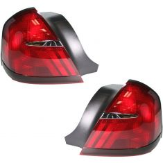 99-02 Grand Marquis Taillight Pair