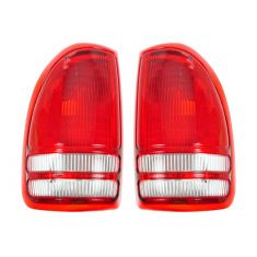 97-04 Dakota Taillight Pair