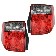 03-06 Honda Element Taillight Pair