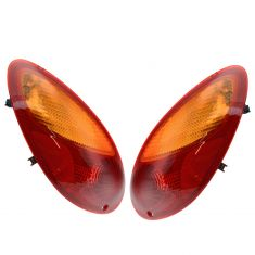 2001-05 Chrysler PT Cruiser Tail Light Pair