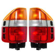 1998 - 02 Honda Passport Tail Light Pair