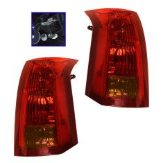 03-1/4/04 Cadillac CTS Taillight Pair