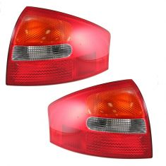 2002-04 Audi A6 Sedan 2003-04 RS6 Taillight Pair