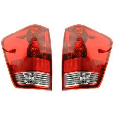 04-12 Titan Taillight Pair w/o Utility Compartment