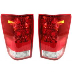 04-10 Titan Taillight Pair w/ Utility Compartment