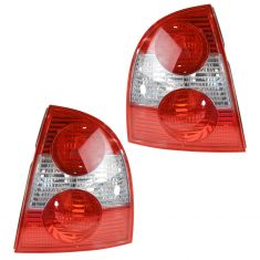 01-05 VW Passat Sdn (Exc W8 models) Taillight Pair
