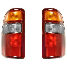 2000-03 Chevy Tahoe Tail Light Pair