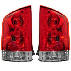 2005-07 Nissan Armada Tail Light Pair