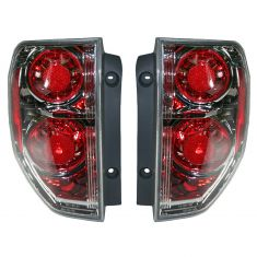 06-08 Honda Pilot Tail Light Pair