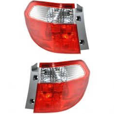 2005-06 Honda Odyssey Tail Light Pair