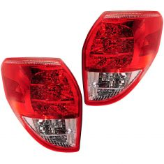 06-07 Toyota Rav4 Tail Light Pair