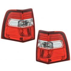 07 Ford Expedition Tail Light Pair