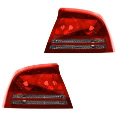 06-08 Dodge Charger Tail Light Pair