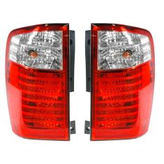 06-09 Kia Sedona Tail Light Pair