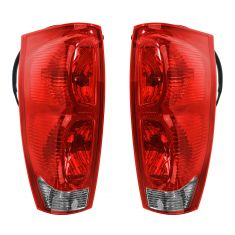03-06 Chevy Avalanche Taillight PAIR