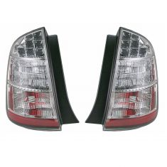 2006-09 Toyota Prius Tail Light Pair