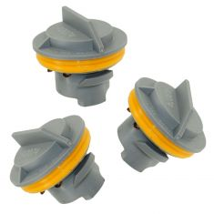 96-00 Chrysler Mini Van; 99-04 Grand Cherokee; 02-07 Liberty Taillight Socket (SET of 3)