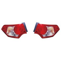 2009-10 Acura TSX Outer Taillight PAIR
