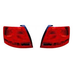 2005-08 Audi A4 S4 SW Outer Taillight PAIR