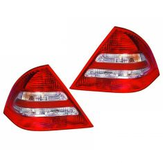 05-07 Mercedes C Class SDN Taillight PAIR