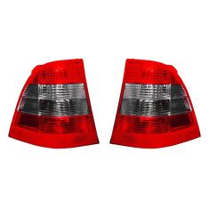 05 Mercedes ML Class Taillight Globe (w/Smoked Lens) PAIR