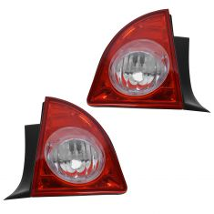 08-12 Chevy Malibu LTZ Taillight PAIR