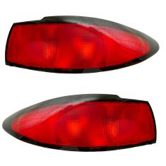 (10-29-97)-03 Ford Escort ZX2 Outer Taillight PAIR