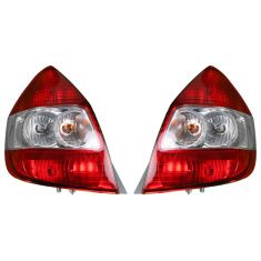 2007-08 Honda Fit Taillight PAIR