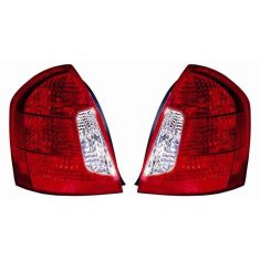2006-10 Hyundai Accent SDN Taillight PAIR