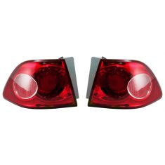 2007-08 Kia Magentis; 06-08 Kia Optima Outer Taillight PAIR