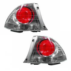 04-05 Lexus IS300 SDN (w/o Sport Pkg) Outer Taillight PAIR