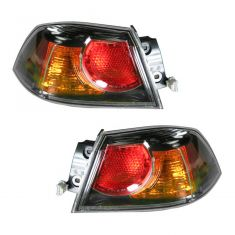 09-11 Mitsu Lancer w/Turbo, Evolution Outer Taillight PAIR