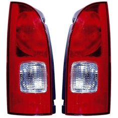 2001-02 Nissan Quest Taillight PAIR
