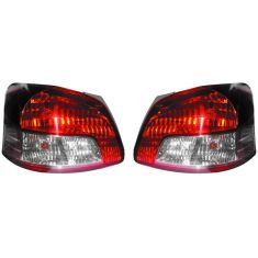 2006-10 Toyota Yaris SDN (Base Model) Taillight PAIR