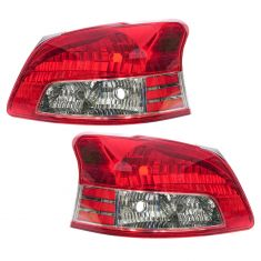 07-11 Toyota Yaris SDN (S Model) Taillight PAIR