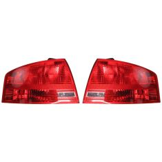 2005-08 Audi A4 Sedan (outer) Taillight PAIR
