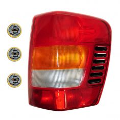 99-03 Grand Cherokee Taillight & Socket Kit RH