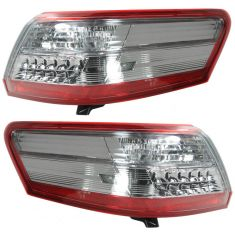 10-11 Toyota Camry Hybrid (Japan Built) Outer Taillight PAIR